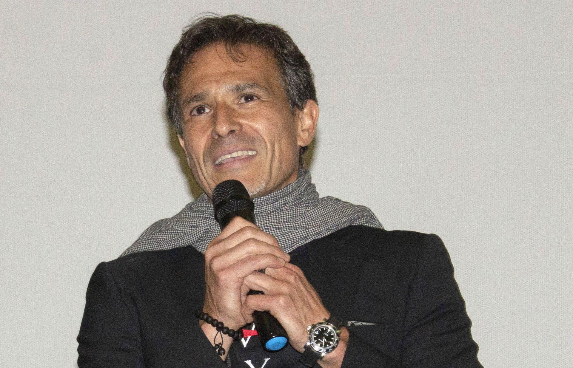 El director mexicano Salim Nayar