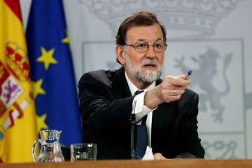 El Congreso español debatirá el futuro de Rajoy este jueves y viernes