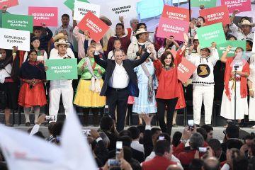 Meade pide castigo a corruptos en México sin importar el partido