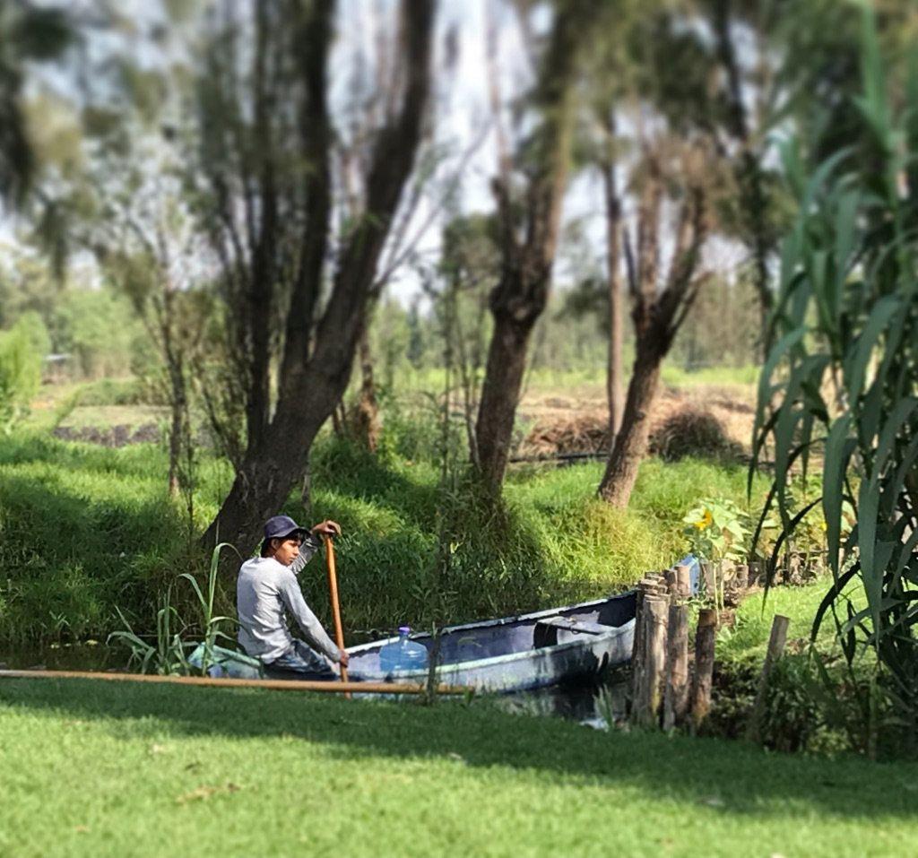 En los bellos parajes naturales de los que goza América Latina habitan comunidades indígenas que preservan su cultura ancestral.