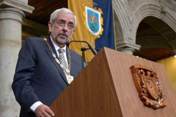 Universidad Nacional Autónoma de México reelige a Enrique Graue como rector