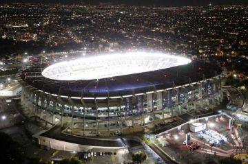 Suspenden partido de la NFL en México por mal estado de la cancha del Azteca