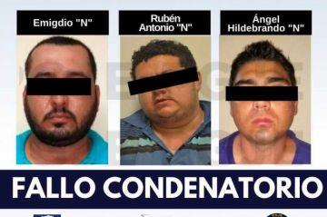 Condenan a tres hombres por el secuestro agravado de una mujer en 2019