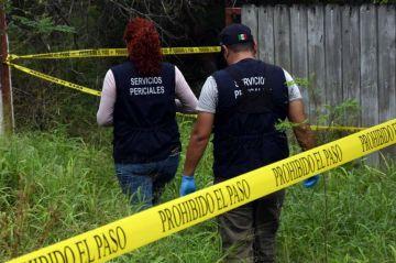 Hallan restos humanos en fosa clandestina en Reynosa, Tamaulipas