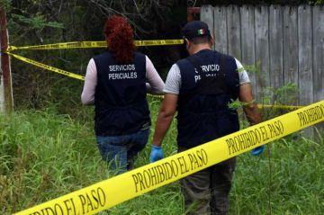 Hallan cuatro fosas clandestinas en Reynosa