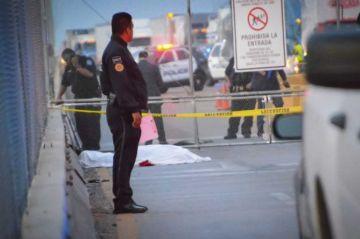 Migrante se suicida en frontera entre México y EUA al serle impedido el paso