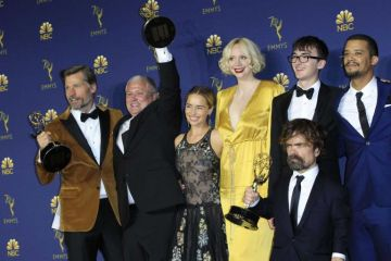 """Game of Thrones"" y ""The Marvelous Mrs. Maisel"" conquistan los Emmy"