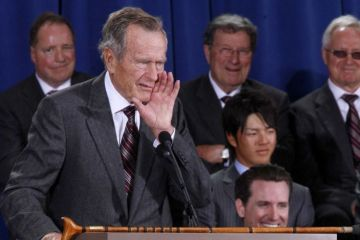 Muere el expresidente de EE.UU. George H.W. Bush a los 94 años