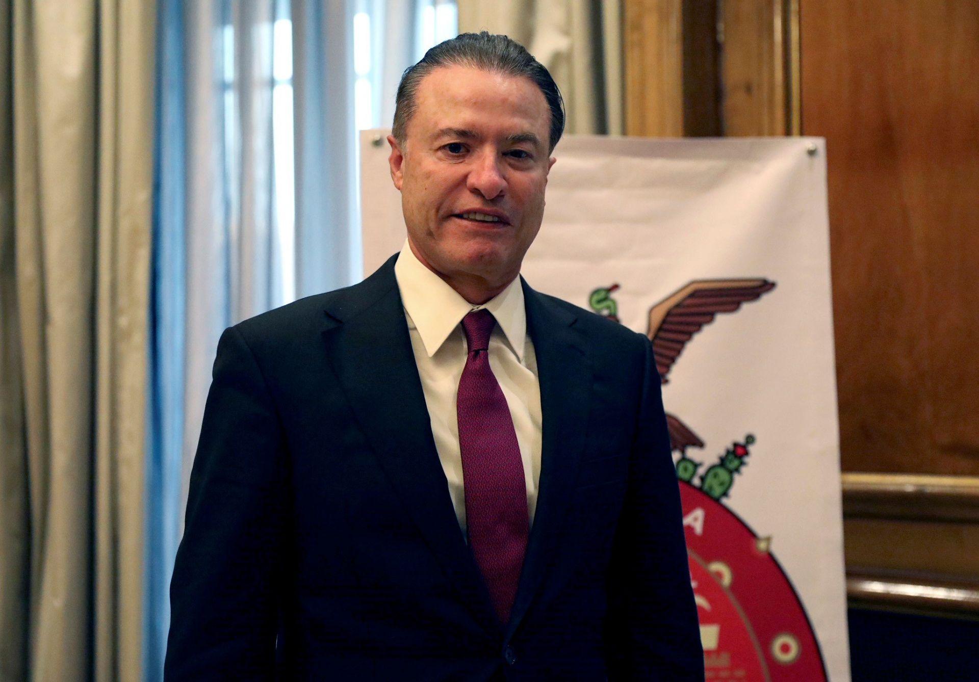 gobernador de Mazatlan, entrevista turismo