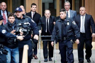 Fiscal de Los Ángeles acusa a Harvey Weinstein de violación y agresión