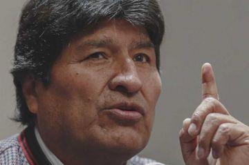 Evo Morales deja de hospedarse en campo militar y recibir manutención de