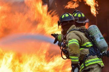 La temporada de incendios se adelanta varios meses en la costa oeste de Estados