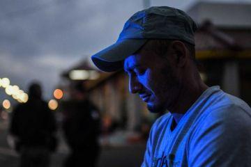 Un migrante de caravana de hondureños se ahorcó en un albergue