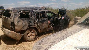 """Investigan muerte de seis personas atrapadas en un """"fuego cruzado"""""""
