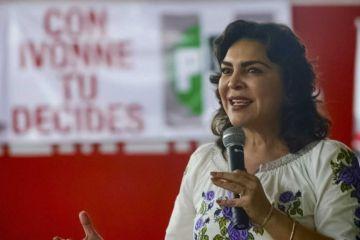 "Ivonne Ortega, exgobernadora de Yucatán, renuncia al PRI por ""mañas"" en"