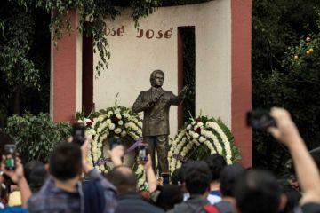 Rendirán homenaje a José José en el Palacio de Bellas Artes de la CDMX