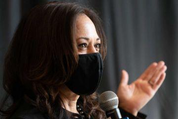 Kamala Harris suaviza su mensaje hacia los solicitantes de asilo tras su gira