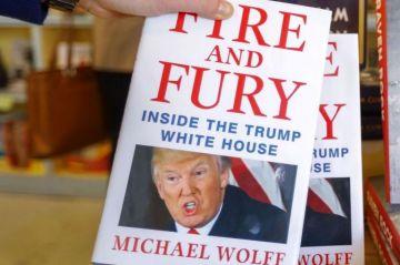 """""""Fire and Fury"""", el polémico libro sobre Trump, será una serie de televisión"""