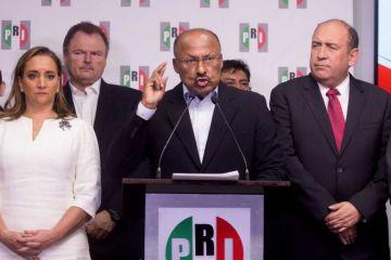 PAN y PRI mueven primeras piezas para reestructuración tras derrota electoral