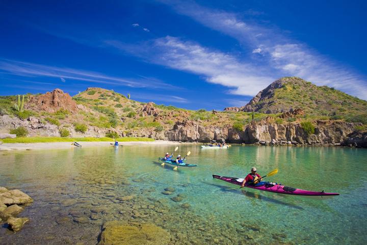 bahía de Loreto y playas de loreto