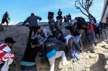 Un homicida y un miembro Mara Salvatrucha 13 entre la caravana migrante serán