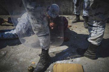 AMLO afirma que Guardia Nacional respetó derechos humanos de 402 migrantes