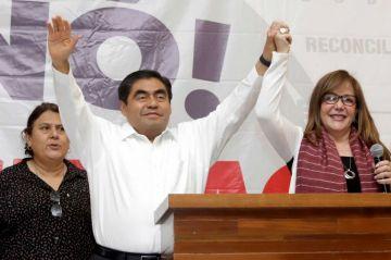 Morena consolida su dominio en las elecciones de Puebla