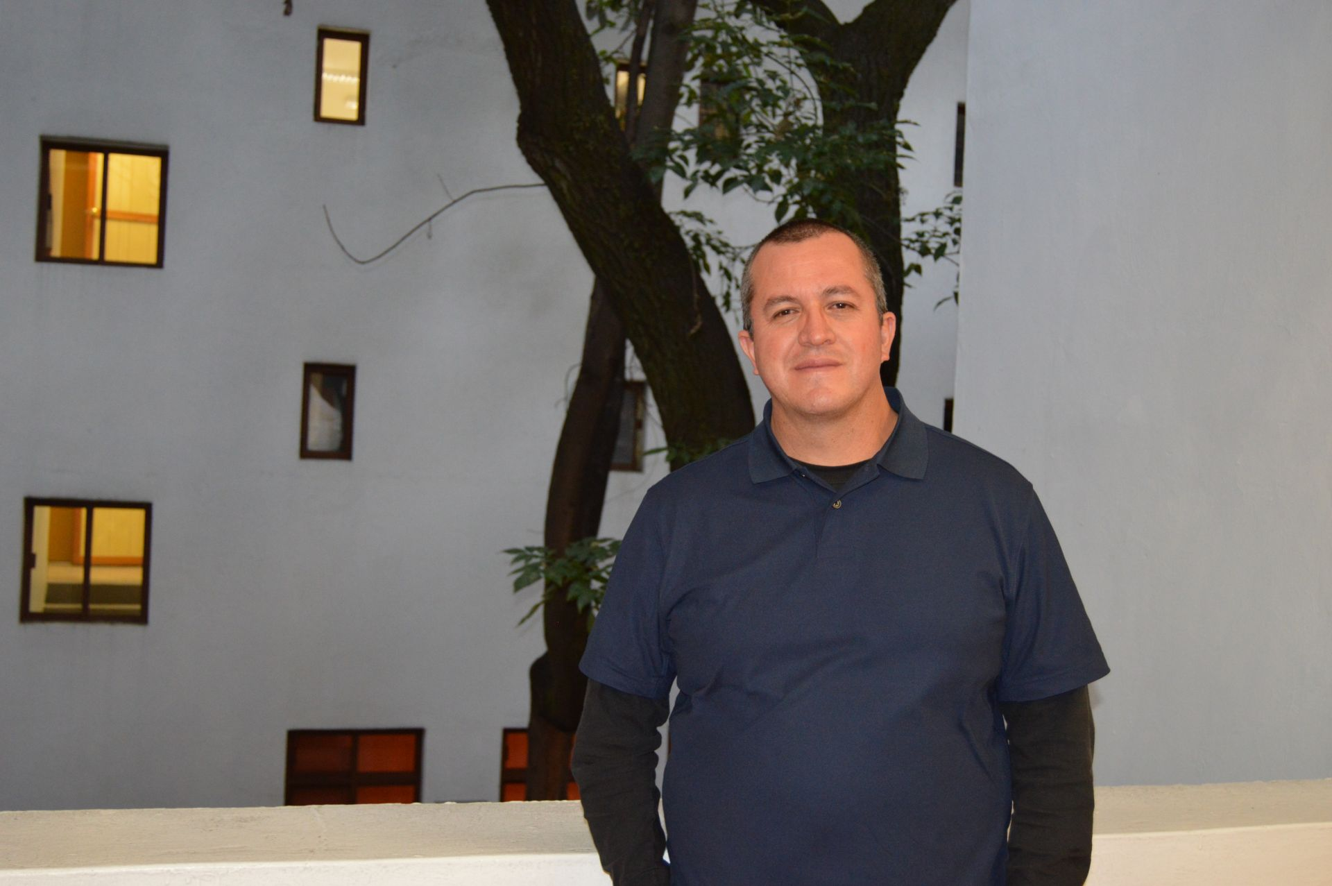 Mtro José Samuel Martínez López