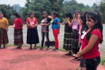 Niñas y adolescentes mayas buscan apoyo para evitar matrimonio forzado