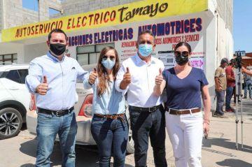 """Francisco """"Pancho"""" Pelayo, de la alianza Unidos Contigo, llama a elegir"""