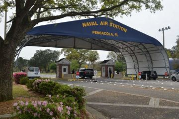 Tiroteo mortal en una base aeronaval de Florida, Estados Unidos