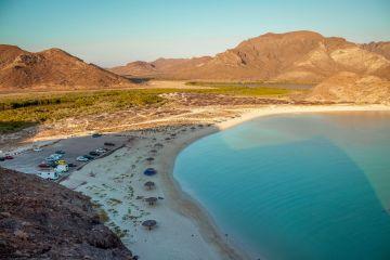 Balandra, una playa de tranquilidad y belleza inigualables