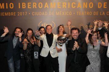 """""""Una mujer fantástica"""" y Netflix triunfan en Premios Fénix iberoamericanos"""