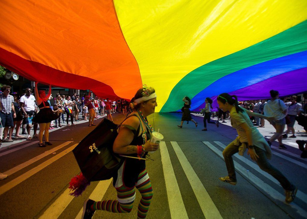 que significa la bandera gay lgbt