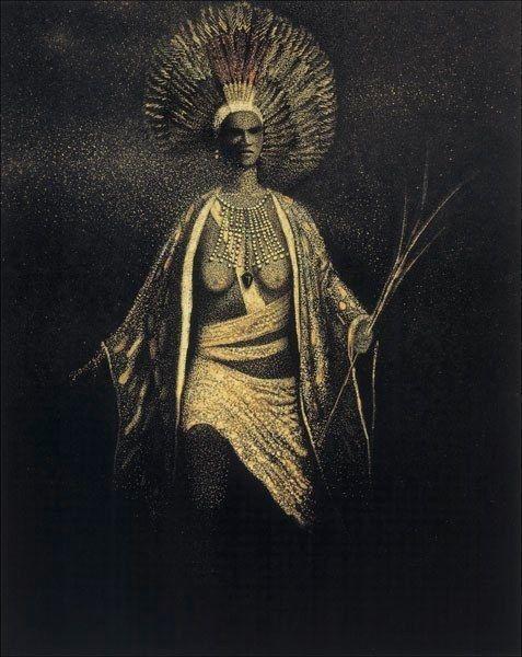 Las sergas de Esplandián queen calafia
