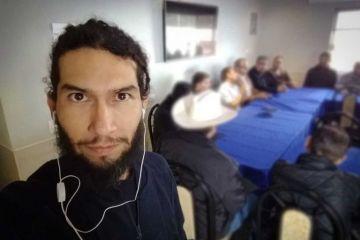 Asesinan al periodista Rafael Murúa, director de Radiokashana en Baja