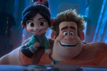 """""""WiFi Ralph"""" lidera los cines antes de Navidad"""