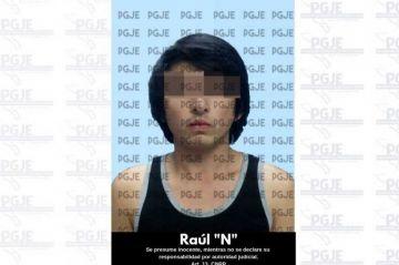 """Detienen a Raúl """"N"""" y aseguran 810 dosis de droga en Santa Rosalía, Mulegé"""