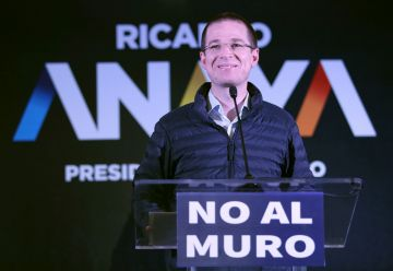 "Ricardo Anaya apela al ""voto útil"" para ganar la Presidencia de México"