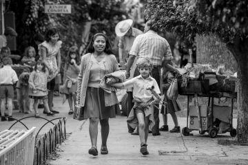 Netflix estrena 'Roma', una película en la que Cuarón ha volcado su corazón