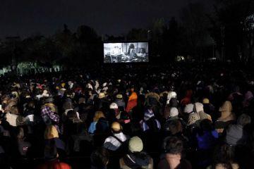 """Película """"Roma"""" se proyecta en Los Pinos en una función nocturna gratuita"""