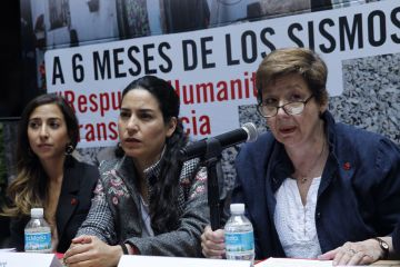 Calidad educativa no es la ideal tras sismos México, dice Save the Children
