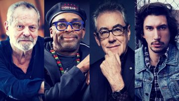 Spike Lee, Terry Gilliam, Adam Driver Y Piers Handling, Invitados De Honor Del Festival Internacional De Cine De Los Cabos 2018