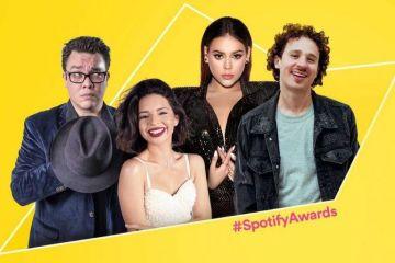 Primeros Spotify Awards serán el 5 de marzo en Auditorio Nacional