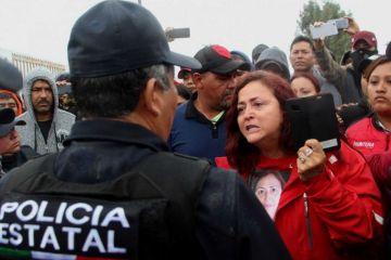 Una aguerrida abogada dirige movimiento obrero en Matamoros