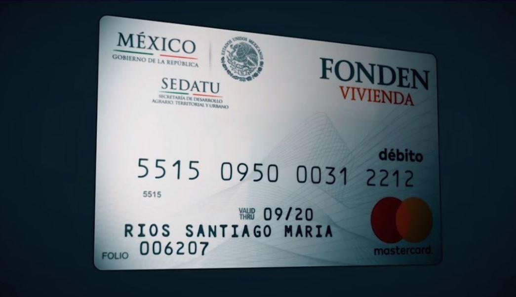 tarjeta de fonden, desvio de fondos