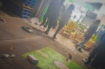 Reportan saqueos en Tecámac, Estado de México, aprovechando pandemia por
