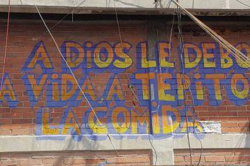 Tepito, el barrio bravo donde un día se vive y al siguiente se muere