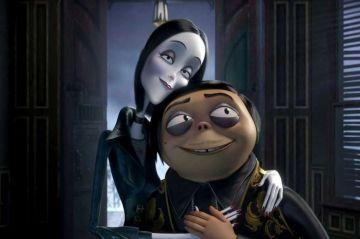 """The Addams Family: """"Todos pensamos que nuestra familia es rara"""""""