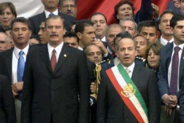 Tres décadas de investiduras en México marcadas por ceremonia exprés en 2006